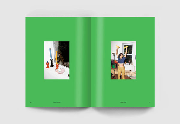 Coffee Table Mags // Independent Magazines // Riposte – Issue 11 – Inside 04