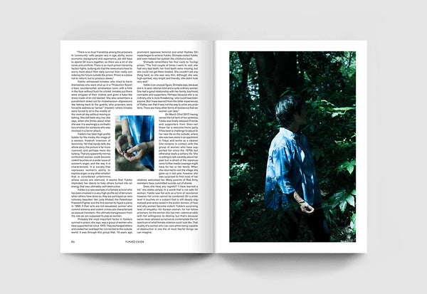 Coffee Table Mags // Independent Magazines // Riposte – Issue 11 – Inside 11