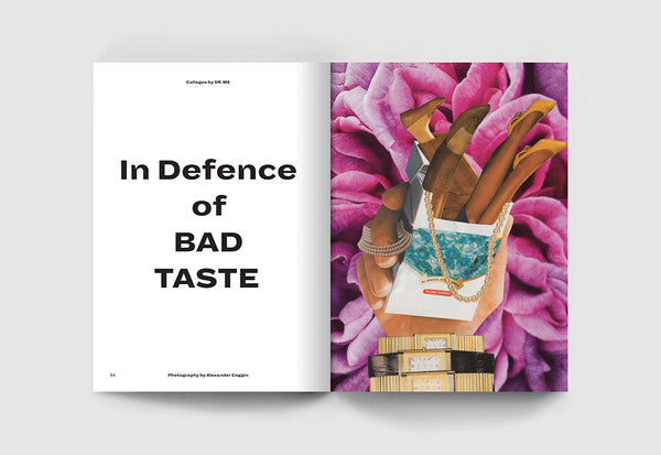 Coffee Table Mags // Independent Magazines // Riposte – Issue 11 – Inside 14