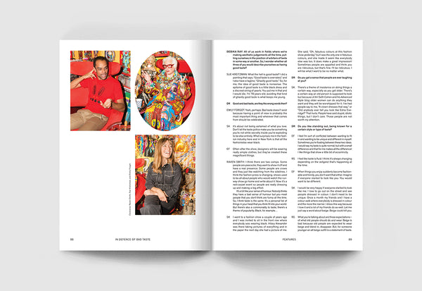 Coffee Table Mags // Independent Magazines // Riposte – Issue 11 – Inside 15