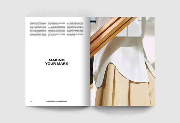 Coffee Table Mags // Independent Magazines // Riposte – Issue 11 – Inside 17