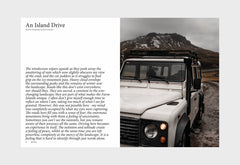 Rucksack Magazine – Issue 03: The Island Issue – Inside 03