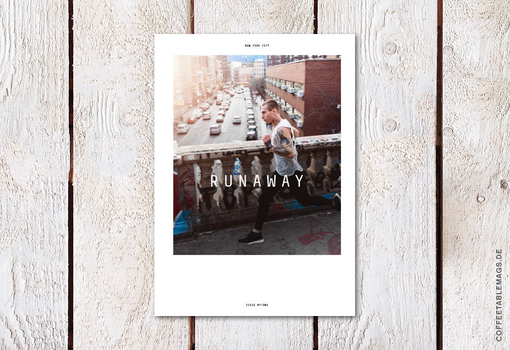 Runaway – Issue 1: New York – Cover