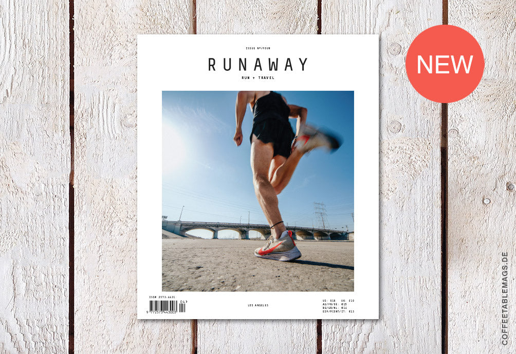 Runaway – Issue 4: Los Angeles – Cover
