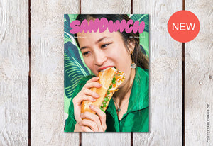 Sandwich Magazine – Edition No. 2: The Banh Mi Issue – Cover