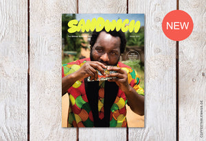 Sandwich Magazine – Edition No. 4: The African Scramble Issue – Cover