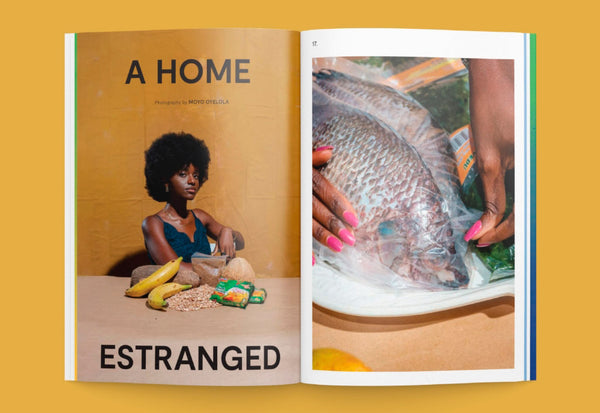 Sandwich Magazine – Edition No. 4: The African Scramble Issue – Inside 03