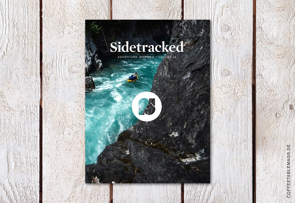 Sidetracked Magazine – Volume 12 – Cover