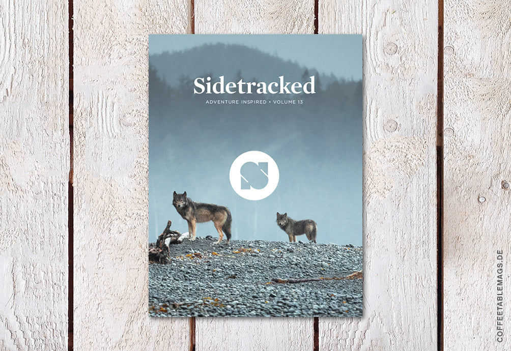 Coffee Table Mags // Independent Magazines // Sidetracked Magazine – Volume 13 – Cover