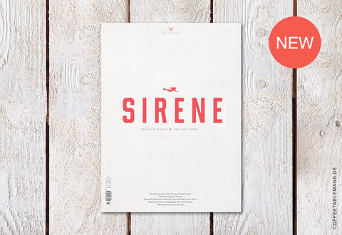 Sirene Journal – Number 10 (Autumn 2020) – Cover