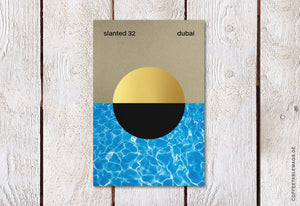 Slanted Magazine – Issue 32: Dubai – Cover