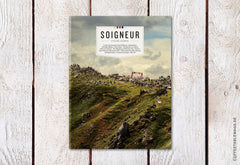 Soigneur Cycling Journal – Issue 00 – Cover