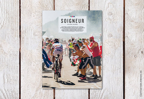 Soigneur Cycling Journal – Issue 15 – Cover