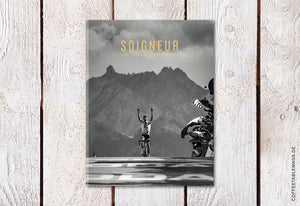 Soigneur Cycling Journal – Issue 18: Photography special – Cover