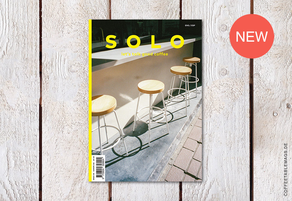 SOLO Magazine – Issue 04 – Cover