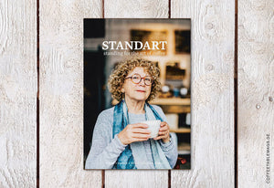 Standart Magazine – Issue 5 – Cover