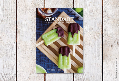 Standart Magazine – Issue 8 – Cover