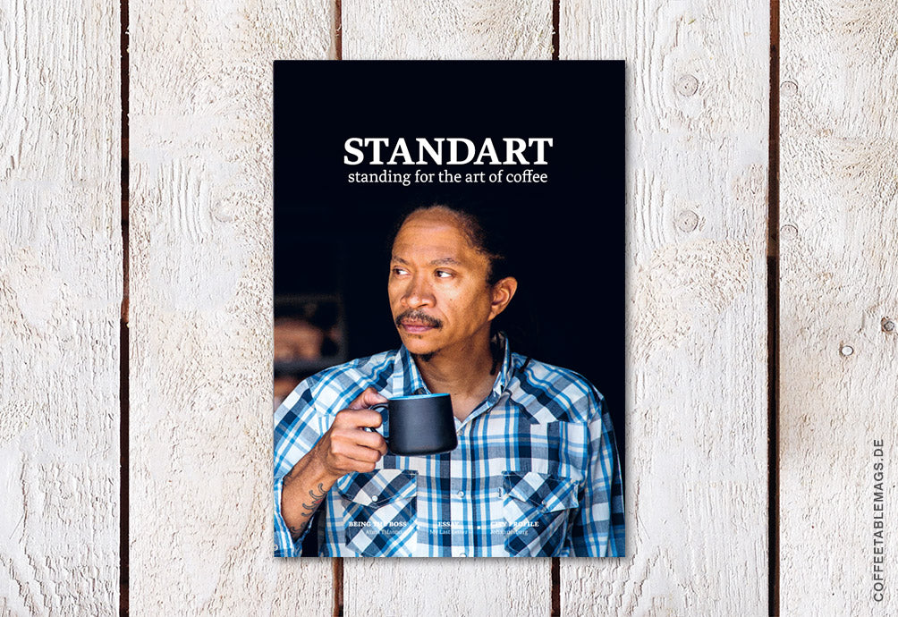 Standart Magazine – Issue 9 – Cover