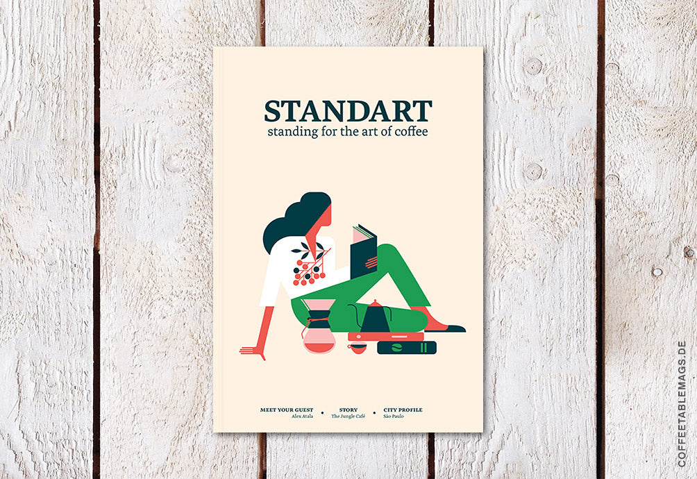 Standart Magazine – Issue 11 – Cover