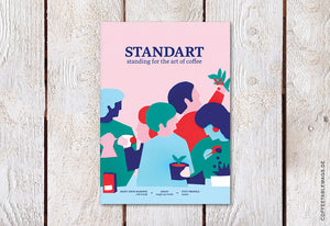 Standart Magazine – Issue 16 – Cover