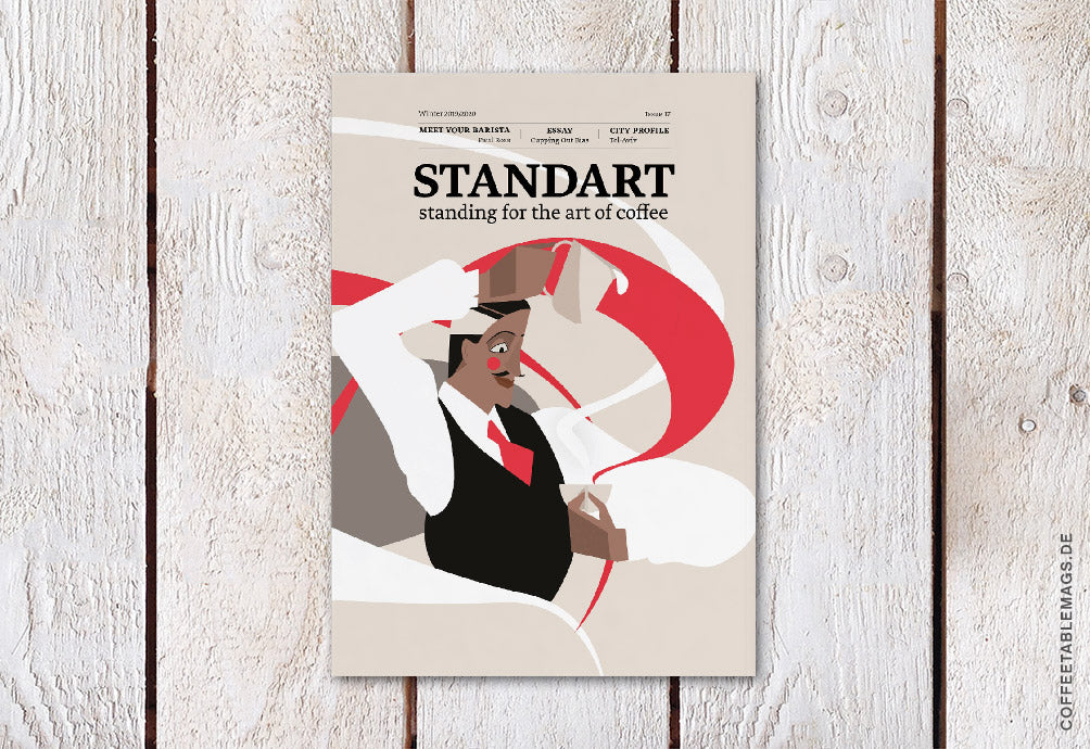 Standart Magazine – Issue 17 – Cover