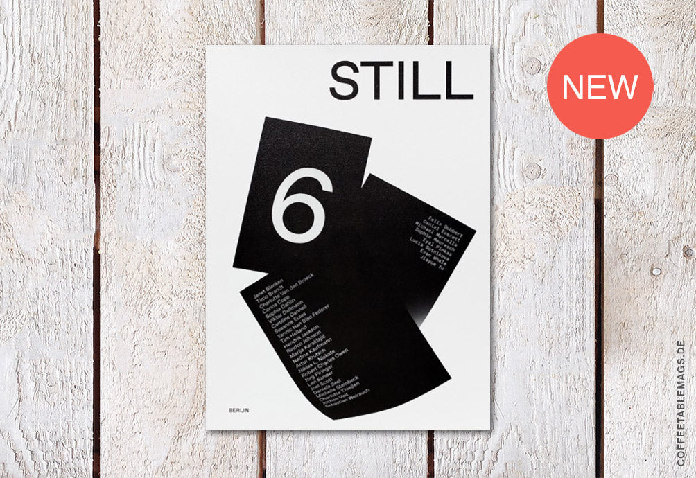 STILL – Issue 6 – Cover