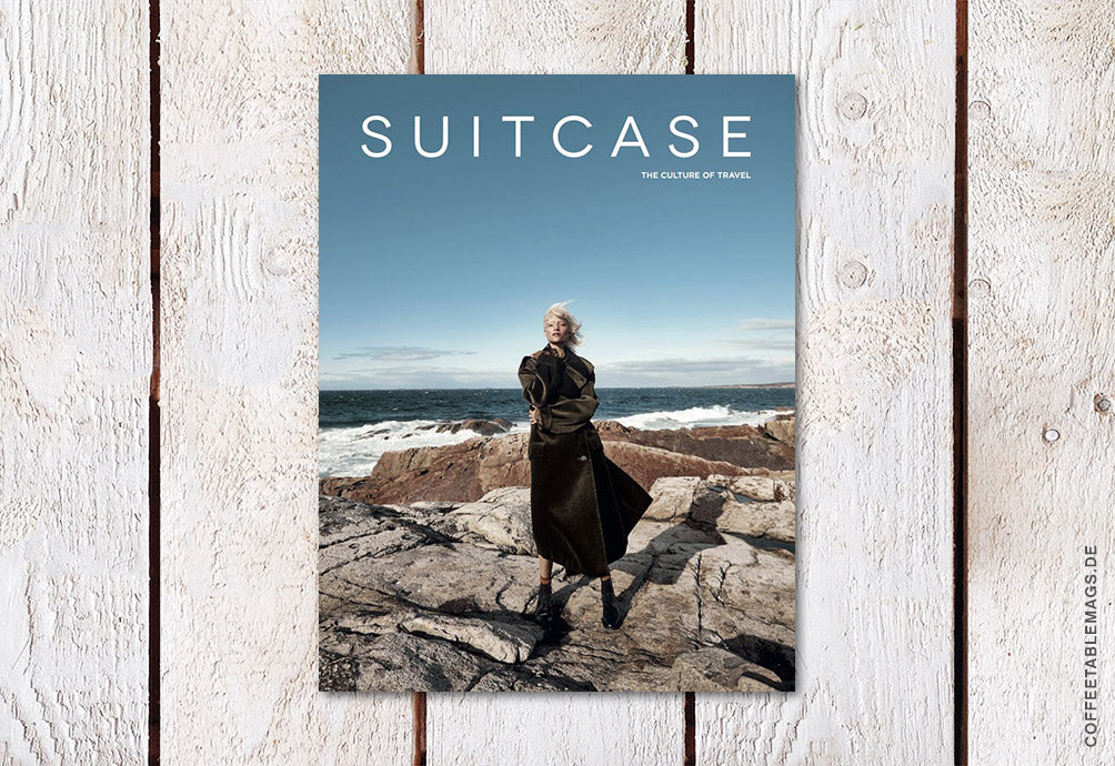 Suitcase Magazine – Issue 21: The Islands Issue – Cover