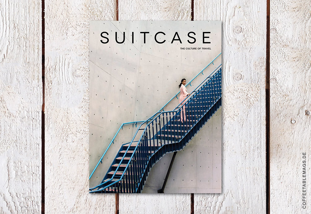 Suitcase Magazine – Issue 22: The Design Issue – Cover