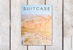Suitcase Magazine – Issue 23: The Adventure Issue – Cover
