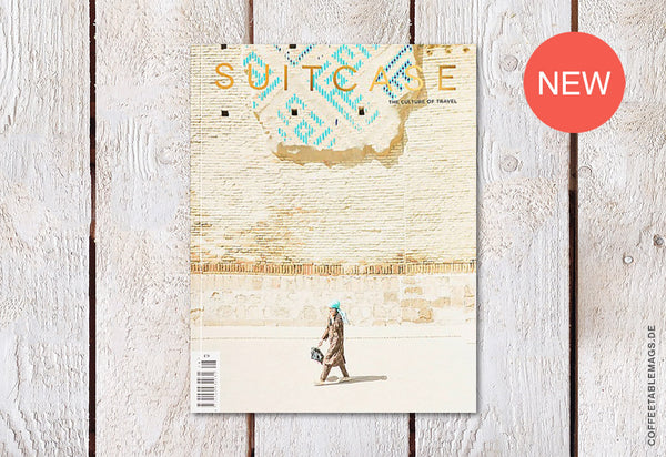 Suitcase Magazine – Issue 28: The Cities Issue – Cover