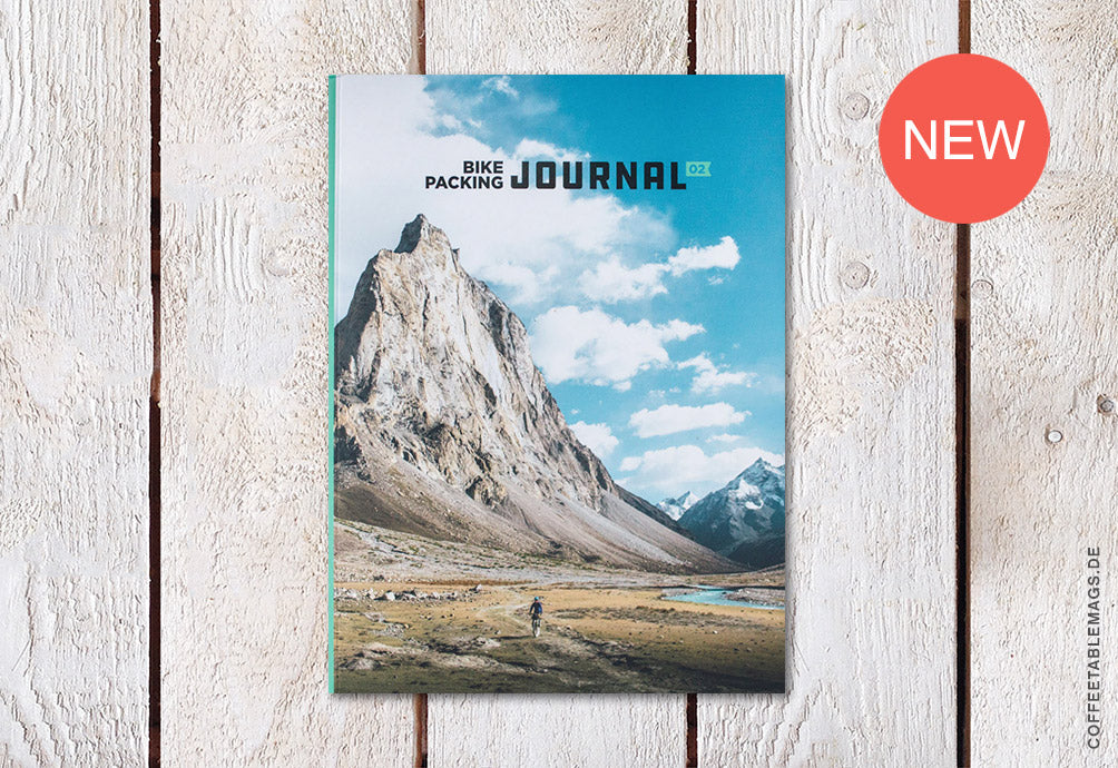 The Bikepacking Journal – Issue 02 – Cover