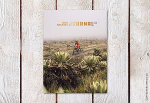 The Bikepacking Journal – Issue 05 – Cover