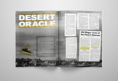 The Collective Quarterly – Issue 6 : Mojave – Inside 04