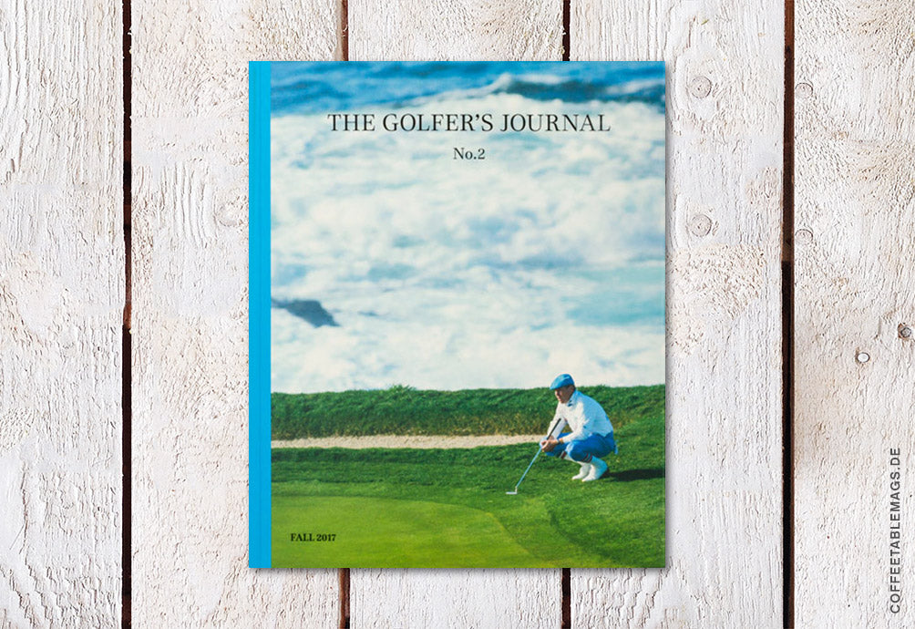 The Golfer's Journal – Number 02 – Cover
