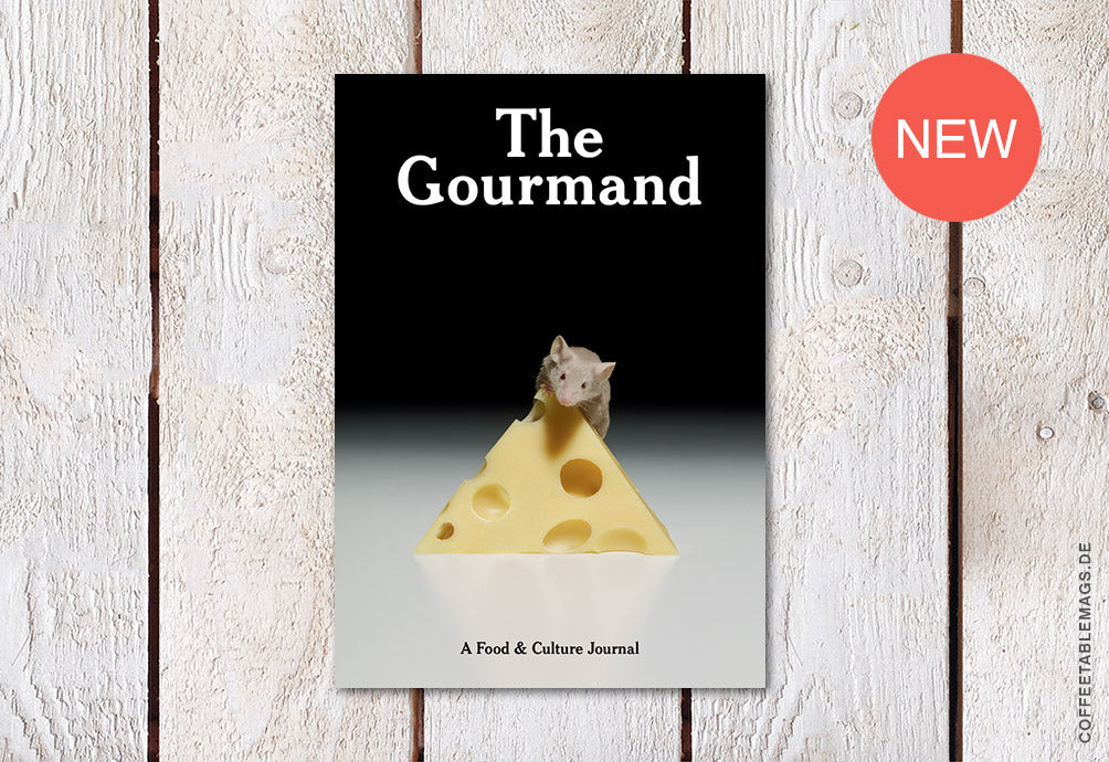 Coffee Table Mags // The Gourmand – Issue 12 – Cover