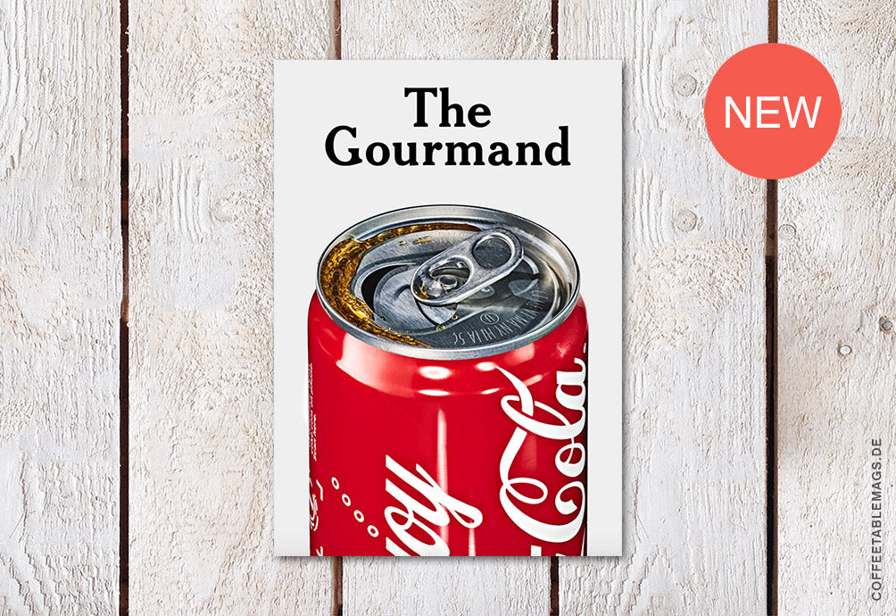 The Gourmand – Issue 13 – Cover