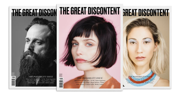 The Great Discontent – Issue 3 – Cover2