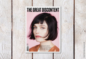 The Great Discontent – Issue 3 – Cover