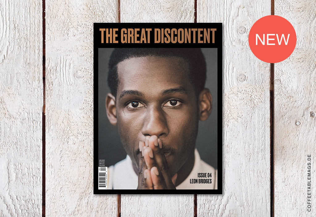 The Great Discontent – Issue 4 – Cover