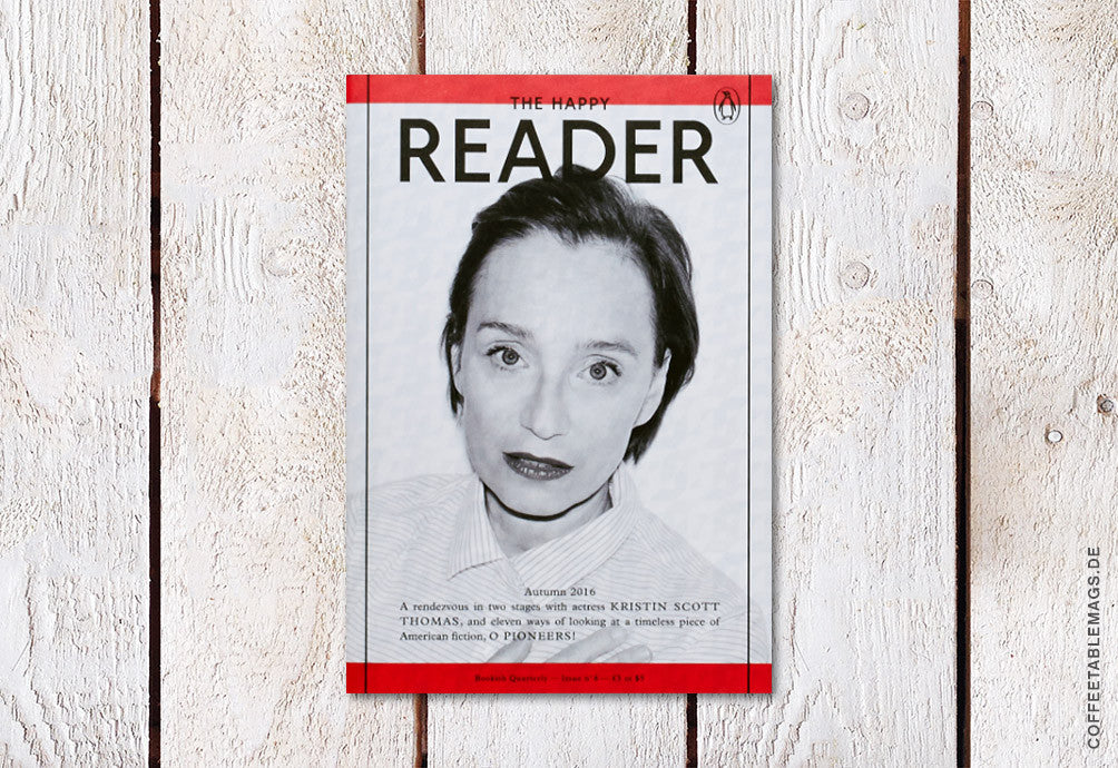 The Happy Reader – Issue 8 – Cover