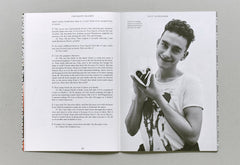 The Happy Reader – Issue 11: Olly Alexander – Inside 01