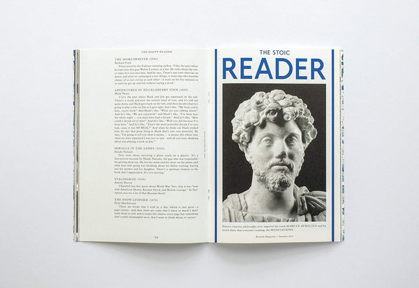 The Happy Reader – Issue 13: Owen Wilson – Inside 04