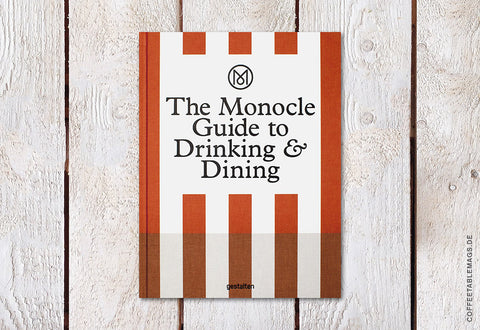 The Monocle Guide to Drinking & Dining – Cover