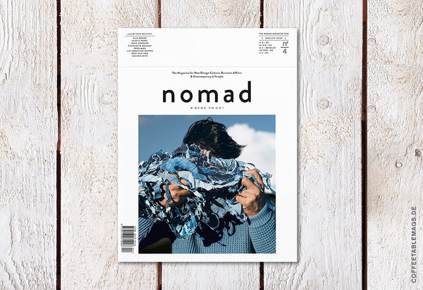 The Nomad Magazine – Issue 04 – Cover