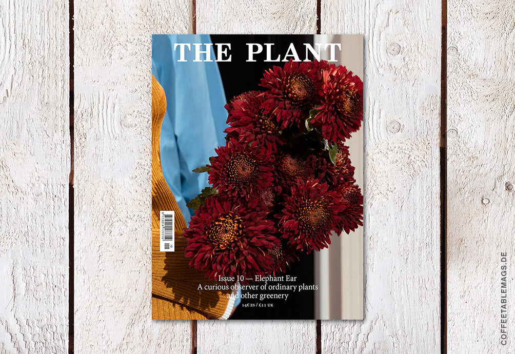 The Plant Journal – Issue 10 – Cover