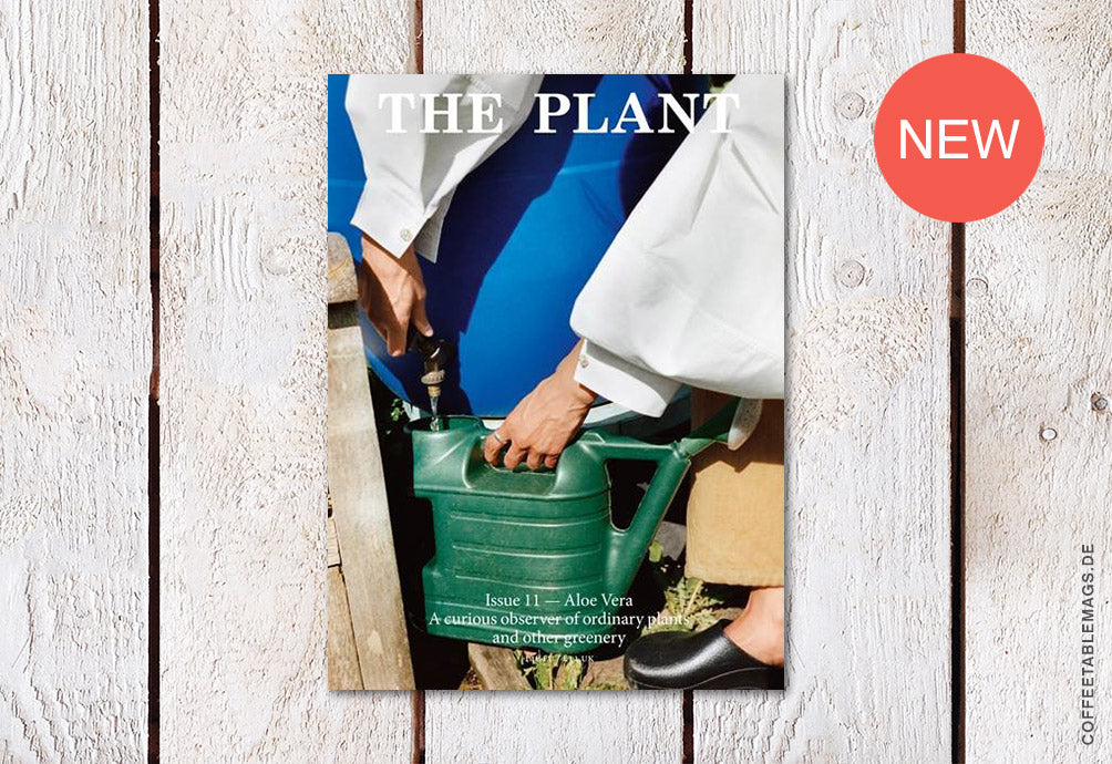 The Plant Journal – Issue 11 – Cover