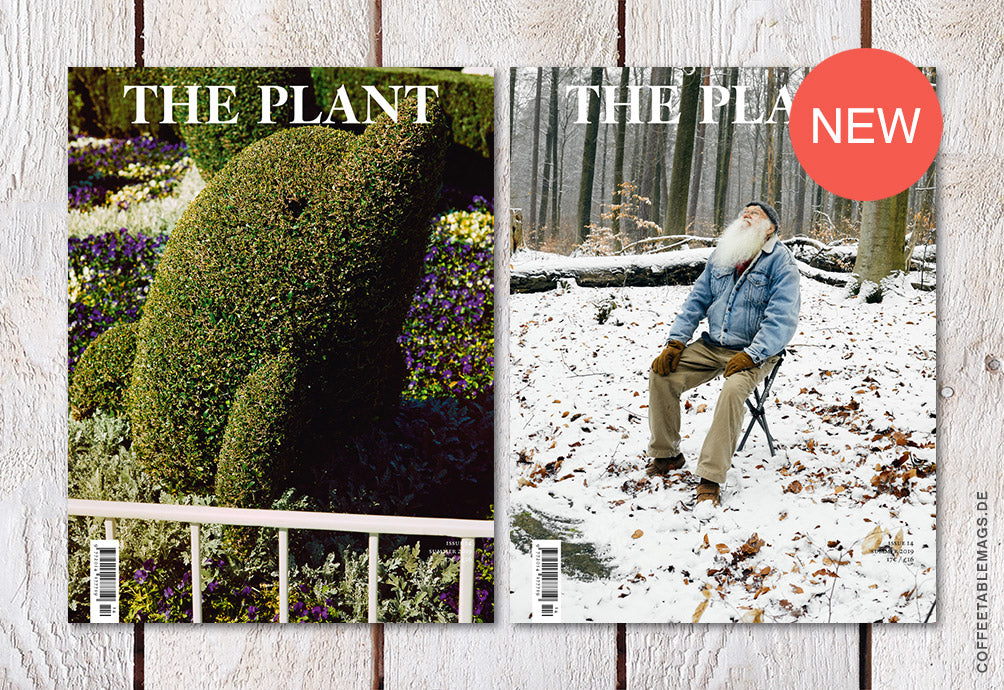 The Plant Journal – Issue 14 – Cover