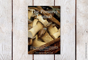 The Preserve Journal – Issue No. 03 – Cover