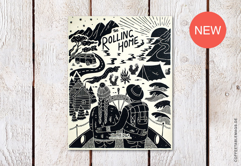 The Rolling Home Journal - Issue 04 – Cover