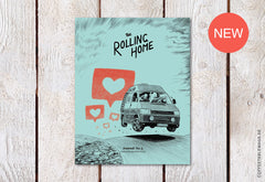 The Rolling Home Journal - Issue 05 – Cover